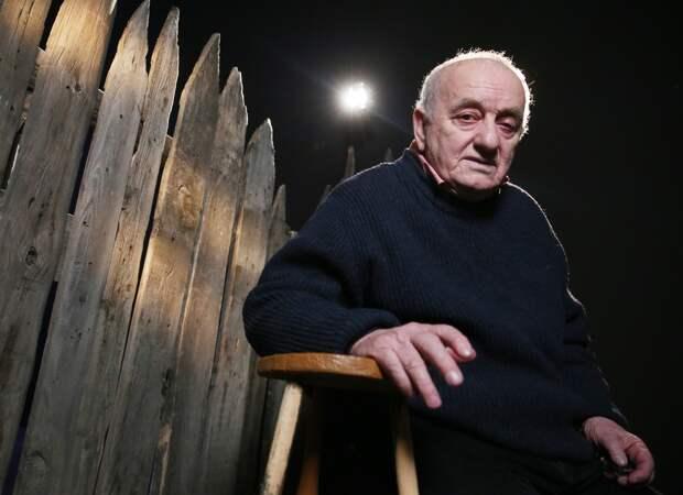 Умер один из создателей «Мимино» и «Кин-дза-дза» Резо Габриадзе