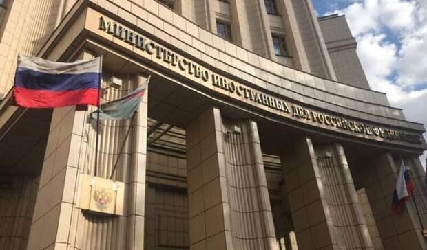 Россия вышлет румынского дипломата вответ надействия Бухареста