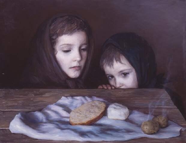 «Не хлебом единым» или все же - «Хлеб-всему голова» : Какая цена была у краюхи блокадного хлеба