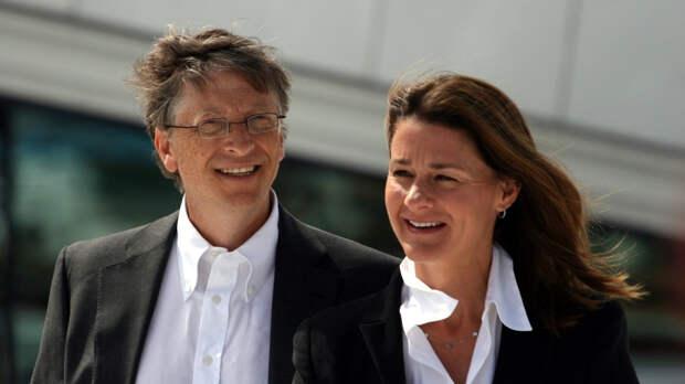 Бывшая жена Гейтса после развода получила акции стоимостью более $3 млрд