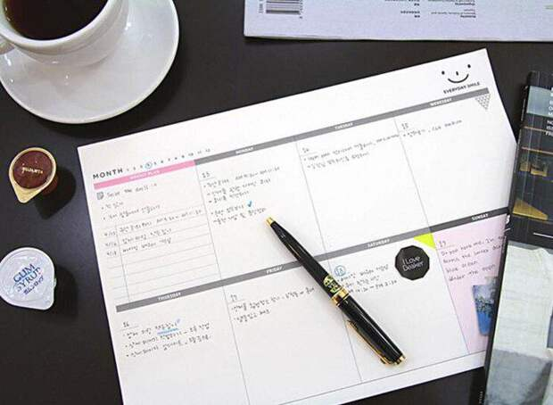 10 вещей с Aliexpress, которые сделают ваше ежедневное планирование красивым