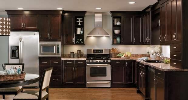 Дизайн кухни 14 кв.м.: фото, новинки 2020 (58 фото)
