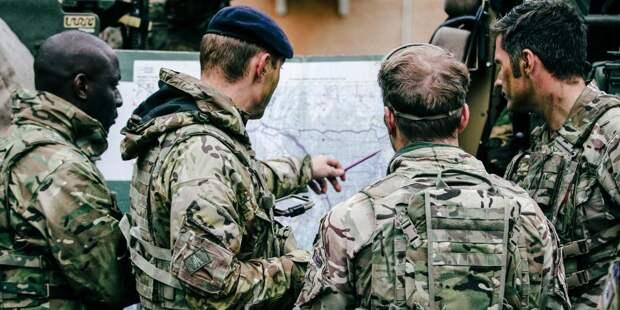 Британия выделит на армию рекордную сумму со времен холодной войны