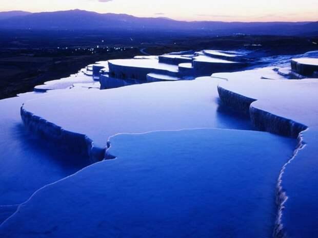 Чудо природы: 5 самых потрясающих каскадных водопадов планеты