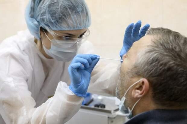 В РФ за сутки заболели коронавирусом 8 419 человек
