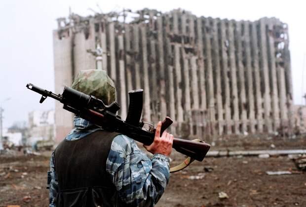 Чечня в огне. Здесь не Афган…