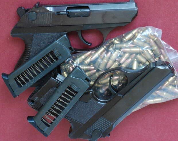 Малогабаритный пистолет ПСМ, прозванный «оружием для шпионов»