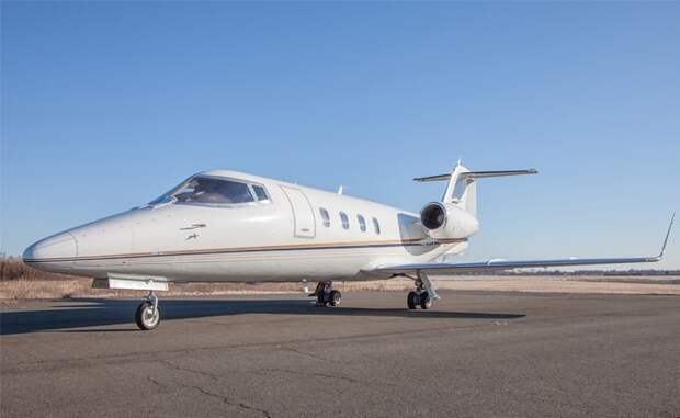 Learjet 55 Specifications, Cabin Dimensions, Performance