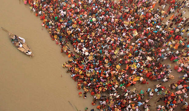 Сколько людей вынесет Земля