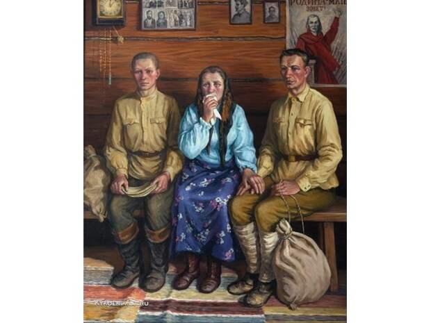 Сзади была вся страна, весь мир родных и близких... Вечная слава тебе, пограничник Иван Пархоменко