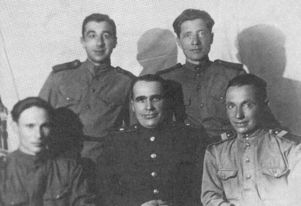 Какие иностранцы воевали в Красной Армии с первых дней Великой Отечественной