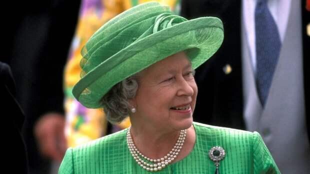 Правительство Британии анонсировало выступление королевы Елизаветы II