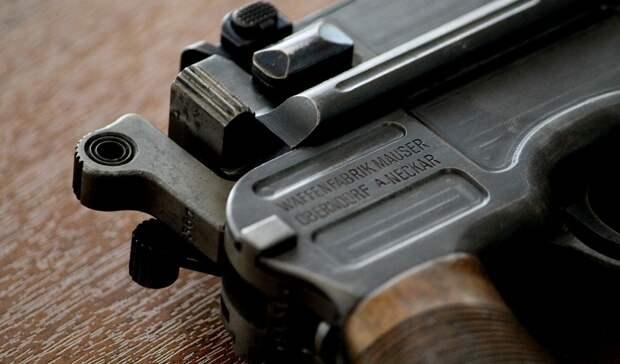 У«школьногострелка» изКазани было разрешение наоружие