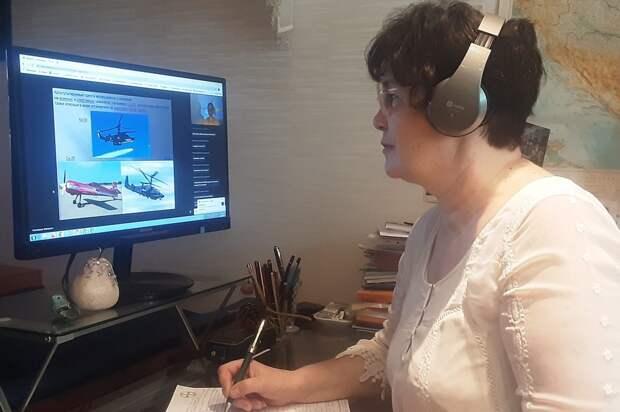 Пенсионерка из Сокольников стала призёром в компьютерном многоборье