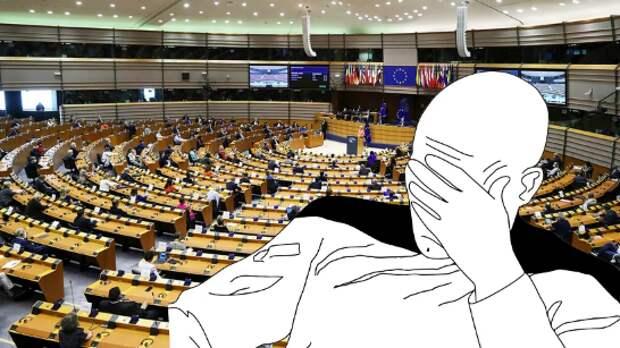 Хроники ебана… извините, новости Европарламента. Юлия Витязева