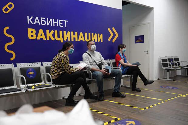 Вакцина «КовиВак» снова закончилась в прививочных пунктах Москвы