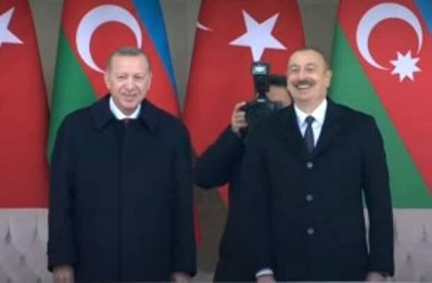 Турция точит зубы на еще одного соседа