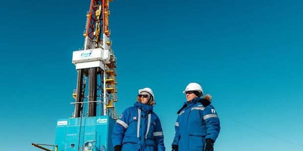 Взрывной «Газпром»
