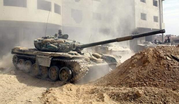 """Три года с момента операции """"Дамасская сталь"""": как удалось спасти сирийскую столицу"""