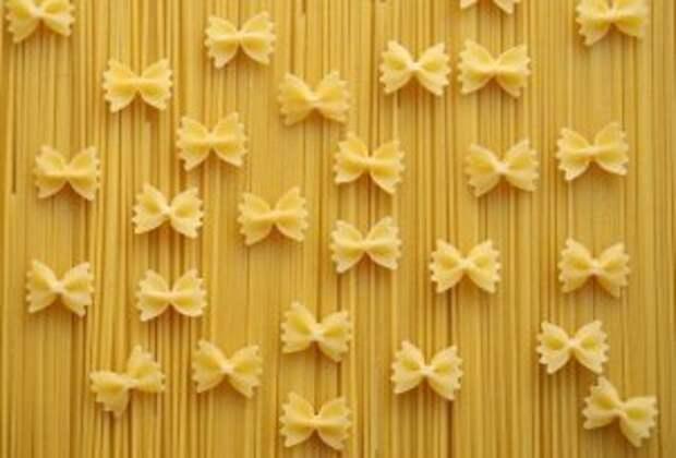 Развеян миф о вреде макарон при похудении