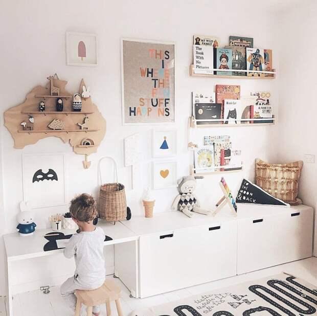 декор игровой комнаты фото 1