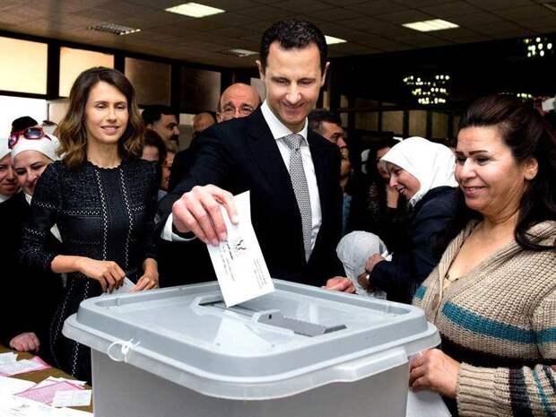 Парламентские выборы в Сирии 2020: уроки для России