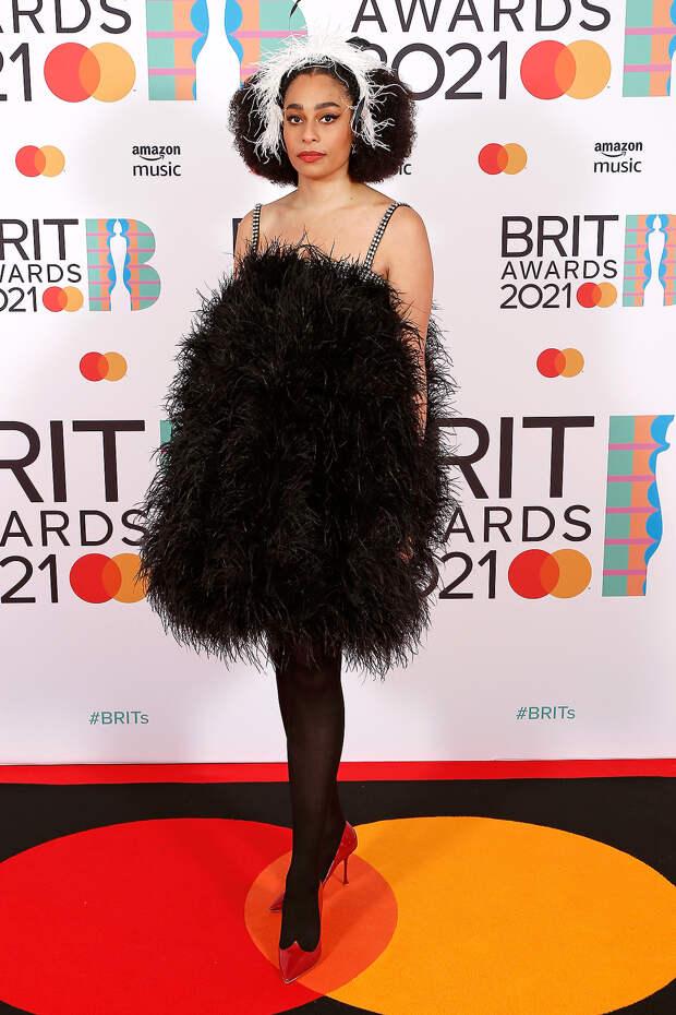 Селеста BRIT Awards 2021