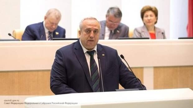 Клинцевич отреагировал на требования Эстонии о компенсации за «советскую оккупацию»