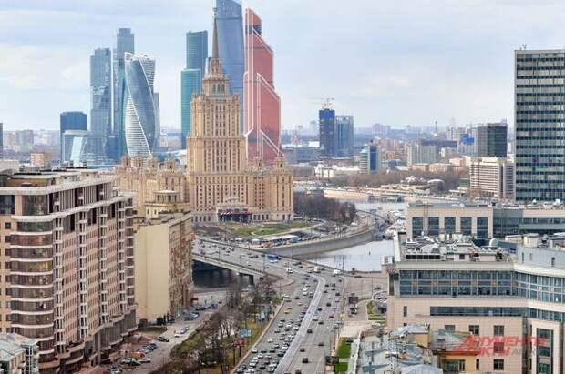 Девушка выпала с 86 этажа башни в «Москва-Сити»