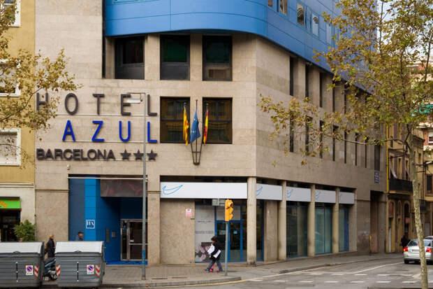 Отель Hotel Acta Azul Barcelona. Фото: © booking.com