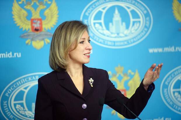 Агентство Regnum решило подать в суд на Марию Захарову