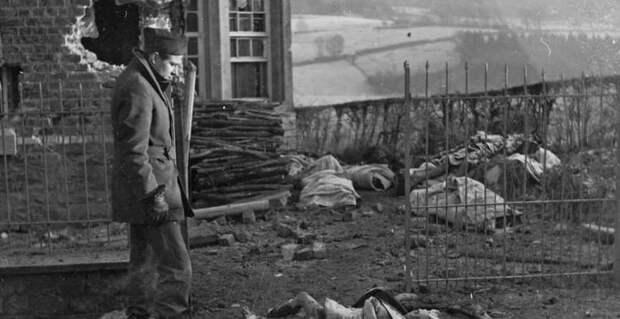 Трагедия в деревне Ставелот война, страшно, фото