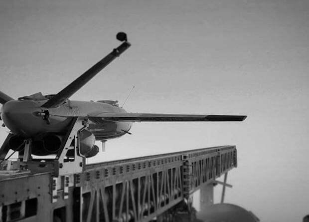 Американцы запустили тактический беспилотник Air Wolf