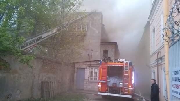 Серов может быть связан с пожаром в Доме культуры X-летия октября
