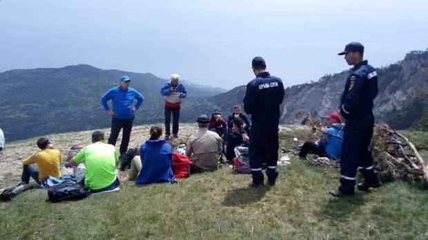 Мурманский спортсмен погиб в горах Крыма