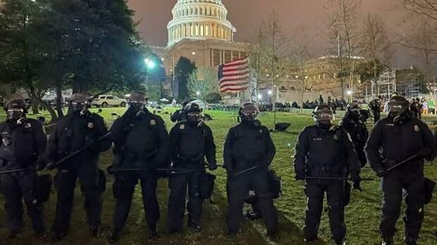 Республиканцы отказались отподдержки Трампа из-за беспорядков вВашингтоне