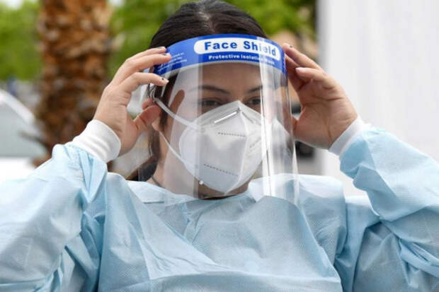 Создана защитная маска от коронавируса
