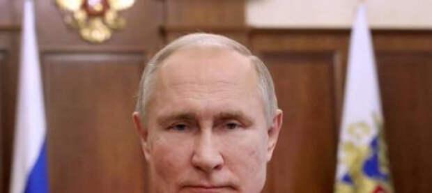 Путин поздравил народ Украины с 9 мая. Зеленский в послании не упомянут