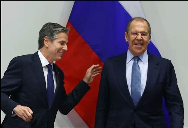 Как во Франции описали встречу Лаврова и Блинкена и на что обратили внимание французы