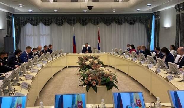 Юрий Трутнев поставил задачу провести VIВосточный экономический форум