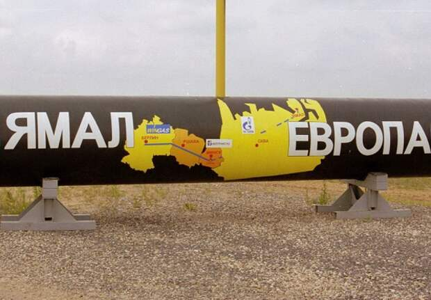 Ямал-Европа газопровод