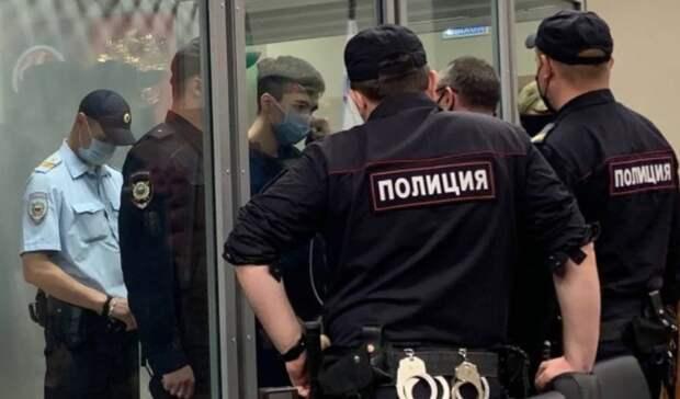 Напавшего на казанскую школу Ильназа Галявиева отправили в СИЗО