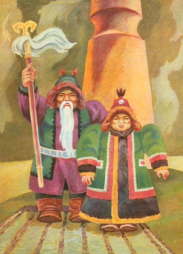 Мифы и легенды Арктики 16