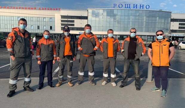 Московские волонтеры подключились кпоиску пропавшей 9-летней тюменки