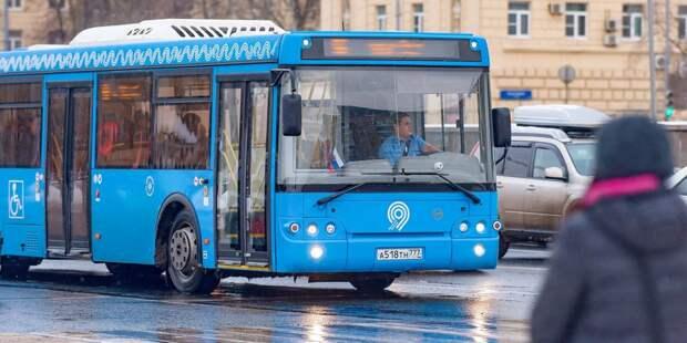 На 19-ом маршруте пустили автобусы большей вместимости