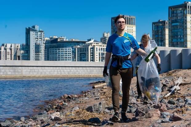 Собранному мусору в Санкт-Петербурге дадут вторую жизнь