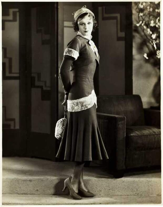 Джинджер Роджерс, 1931./ Фото Herman Zerrenner