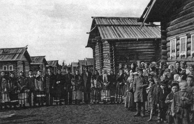 Крестьяне Вятской губернии, 19 век/ Фото: statehistory.ru