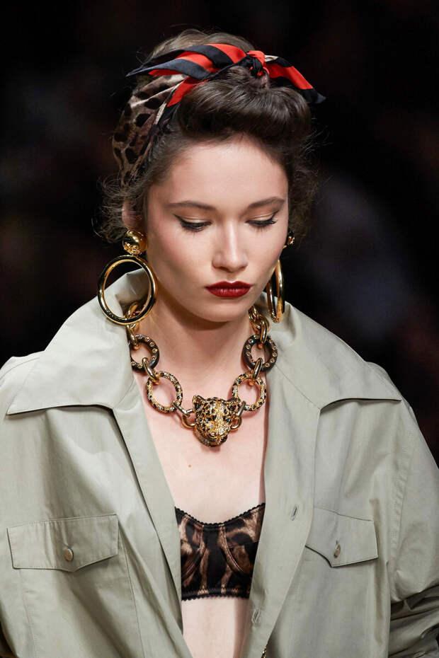 Dolce & Gabbana весна-лето 2020