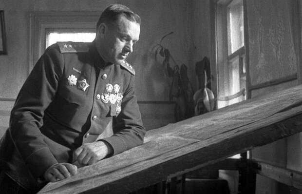 Две линии счастья маршала Рокоссовского